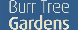 Burr Tree Gardens, Cowan Bridge, Lancashire. logo